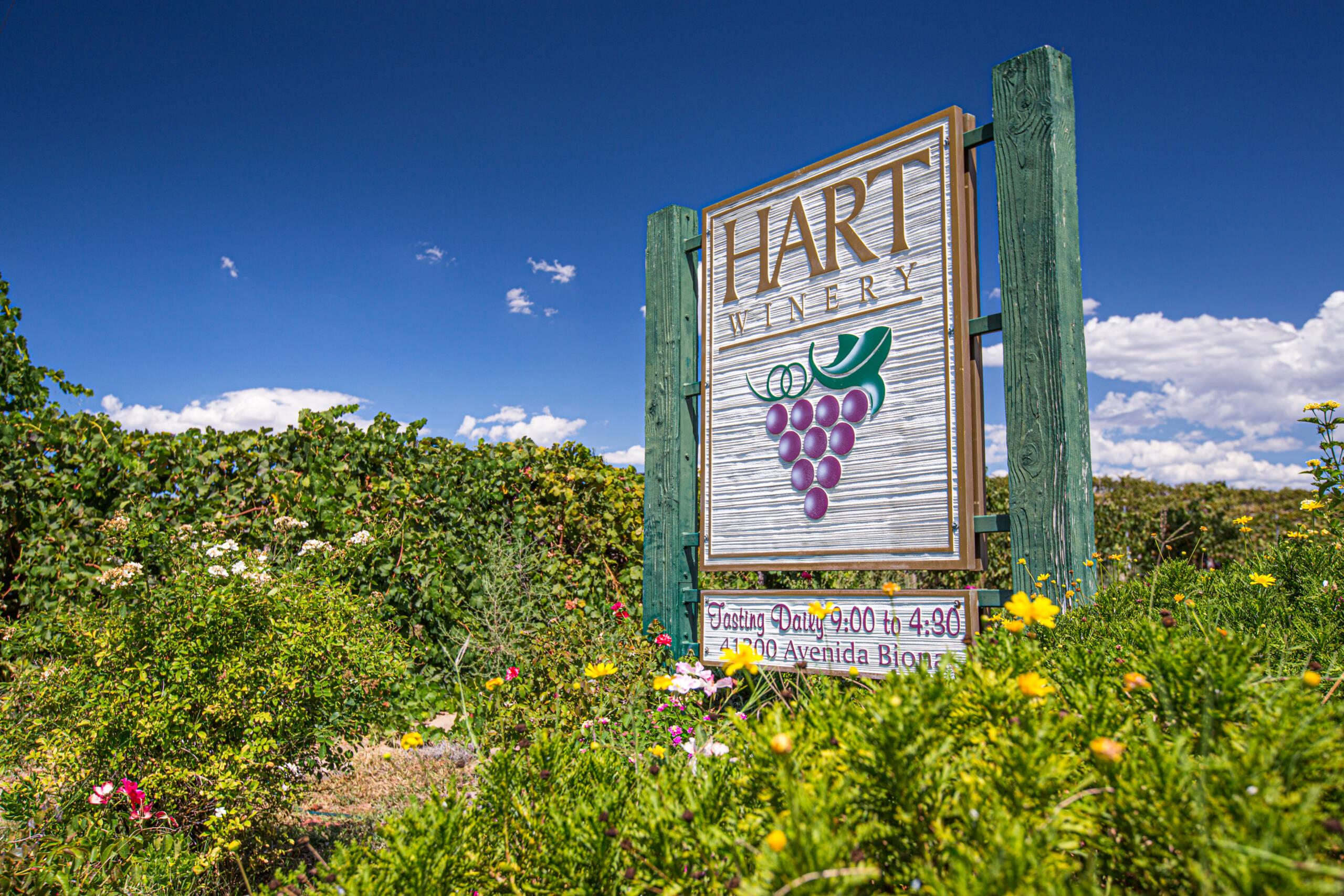 Hart Family Winery in Temecula CA