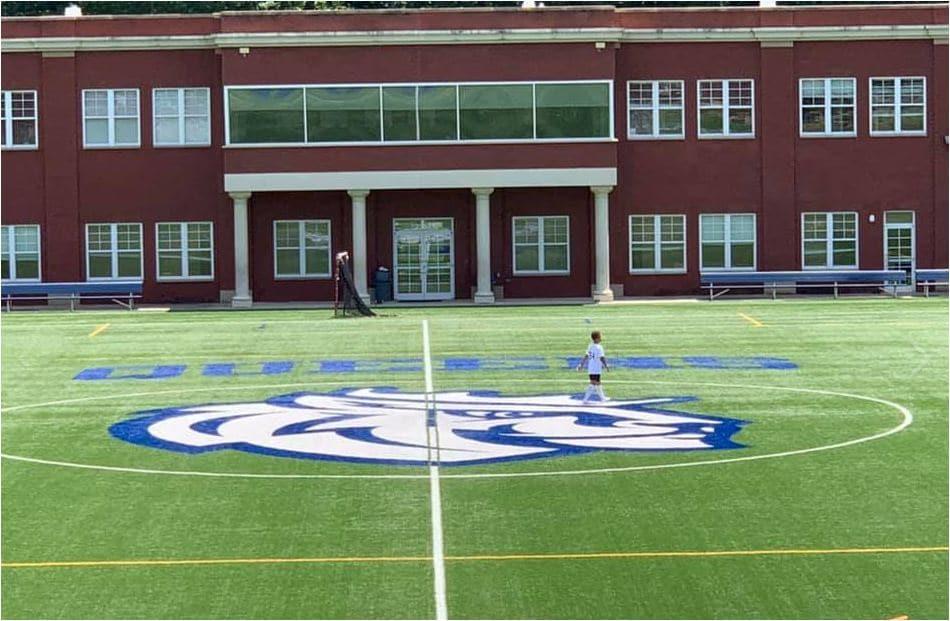 Queens University Soccer Field