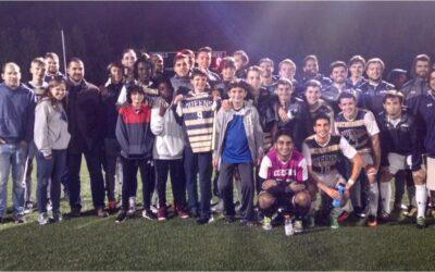 Queens Soccer Game