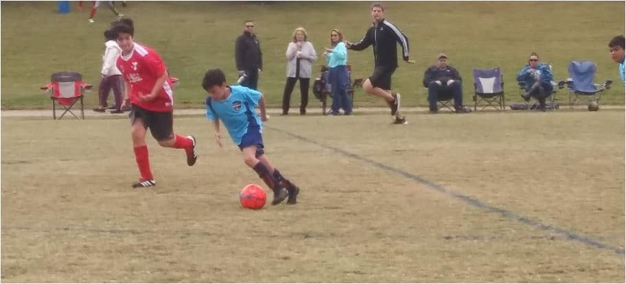 Hope Soccer Ministries goes to the Playoffs!