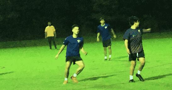 Hope Soccer U18 Practice