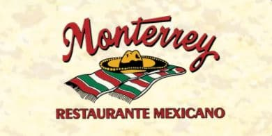 Monterry Restaurante Mexicano gives discount for Hope Soccer Players.
