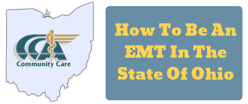 How to Become an EMT in Ohio