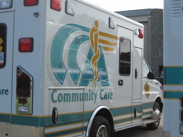 A Special Thank you… Community Care Ambulance's Essential Workers