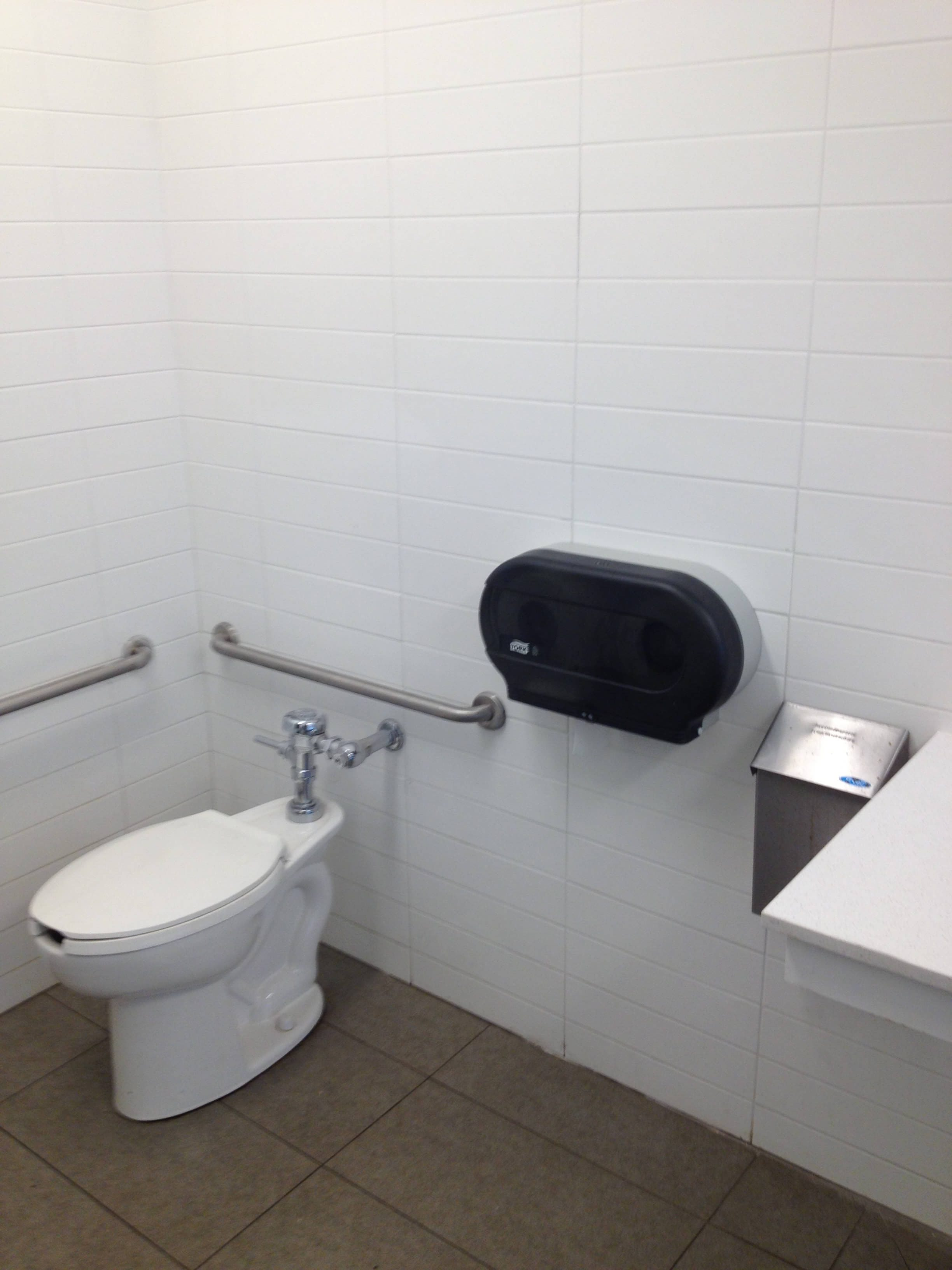 Concession Buildings / Washroom