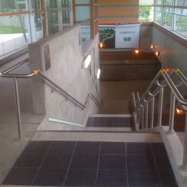 Burlington Go Stair Case