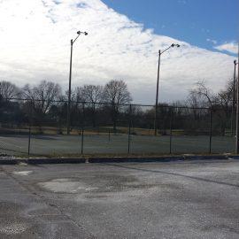 Bellbury Park Tennis Court
