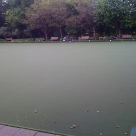 Willowdale Lawn Bowling Club Turf Replacement