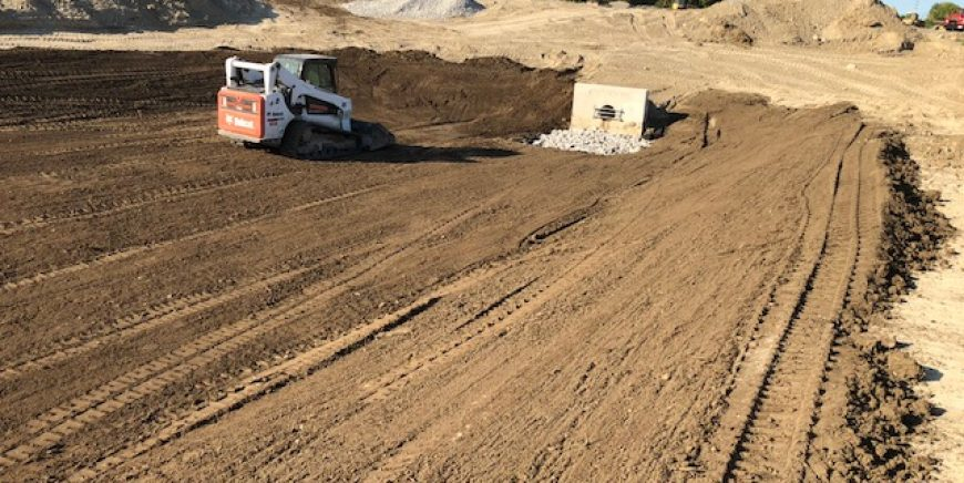 Site Services (Storm, Sanitary, Watermain, Electrical)