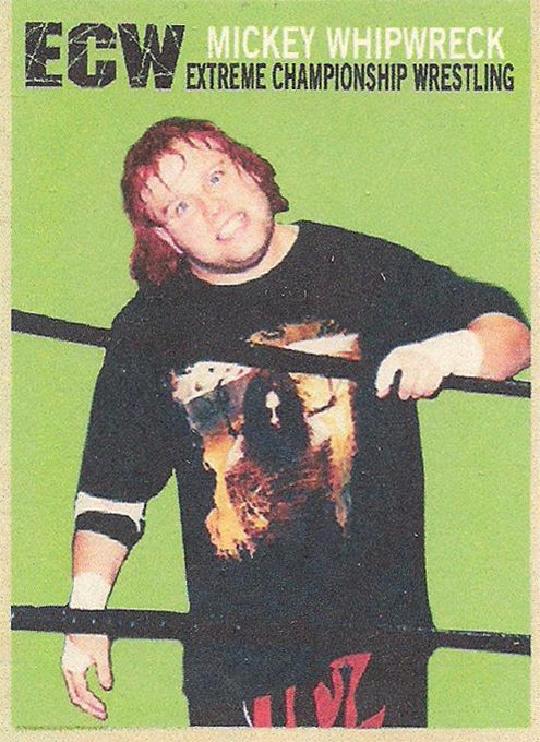 2020 ECW Wrestling Mikey Whipwreck