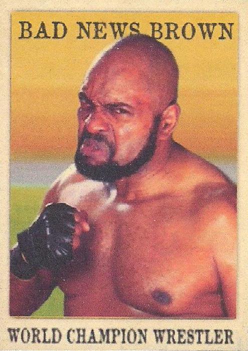 2020 Yankee Wrestling Cards  (LJACards)