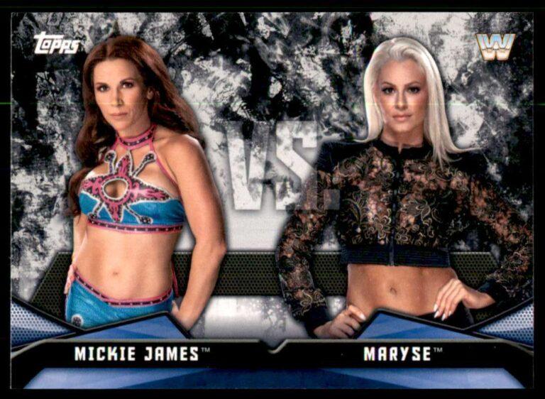 2017 Topps WWE Women's Division Wrestling Cards  (Topps)