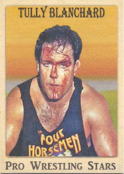 "2021 LJACards ""Pro Wrestling Stars"" History Of Wrestling Trading Cards"