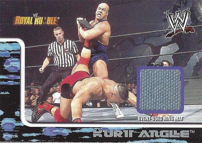 2002 WWE Royal Rumble  (Fleer)
