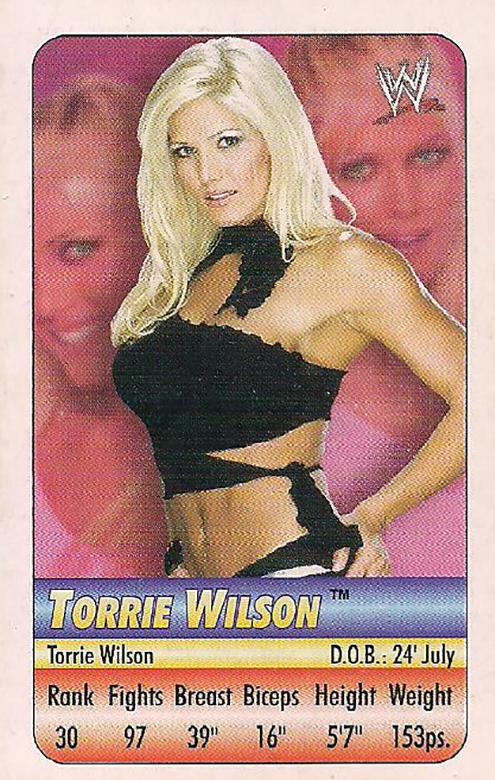 2004 WWE Dairy Milk Eclairs Cards  (Cadbury)