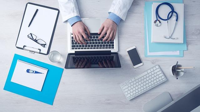 medical website design for doctors