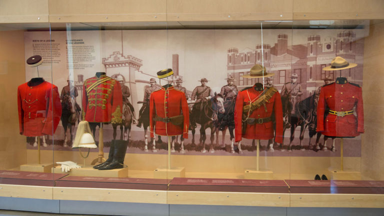 rcmp-heritage-museum-red-serge-tunics-through-the-ages