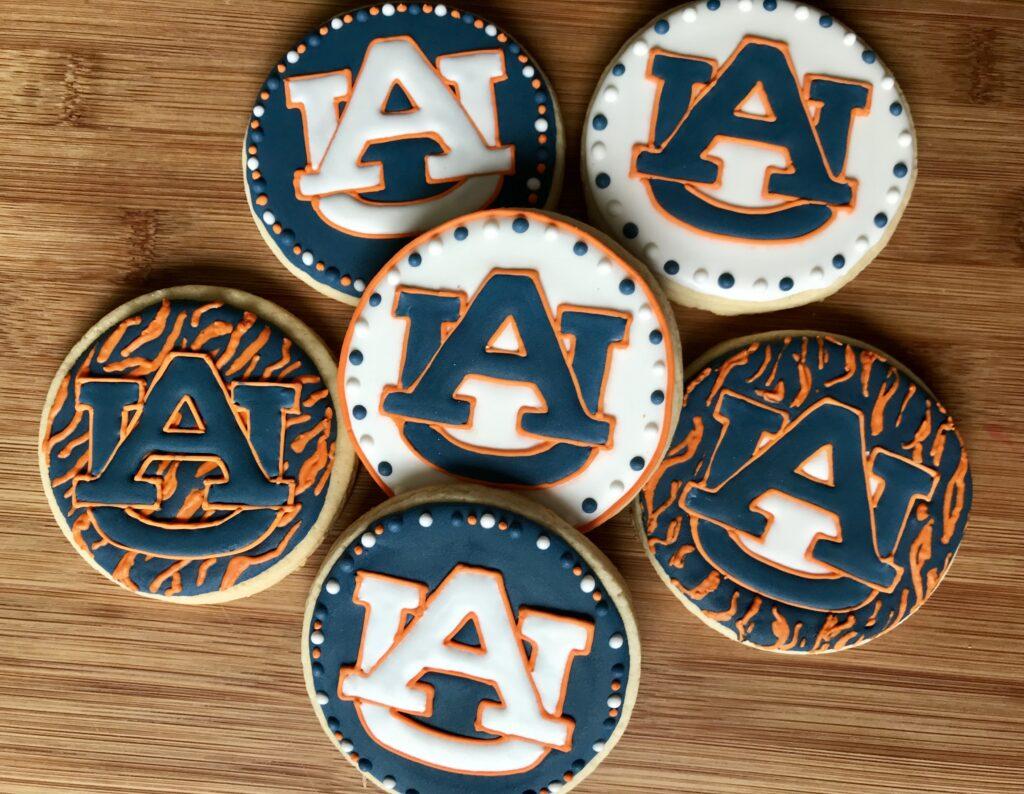 Various Logo Cookies