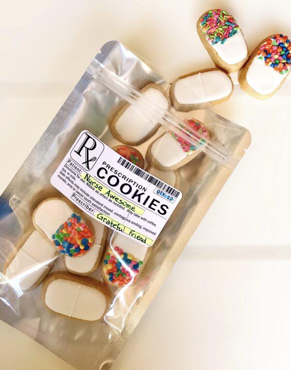 Prescription Cookies
