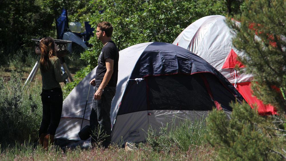 Zion Campground Utah