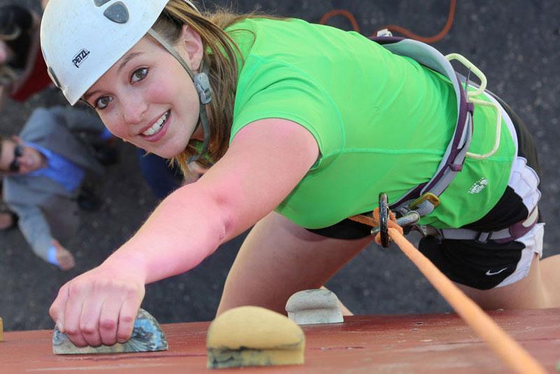 ClimbingWall-ZionCampground