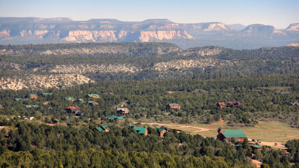 zion ponderosa campground