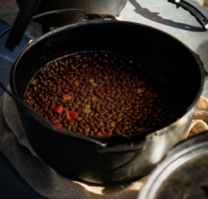 Cooking essentials for camping in zion