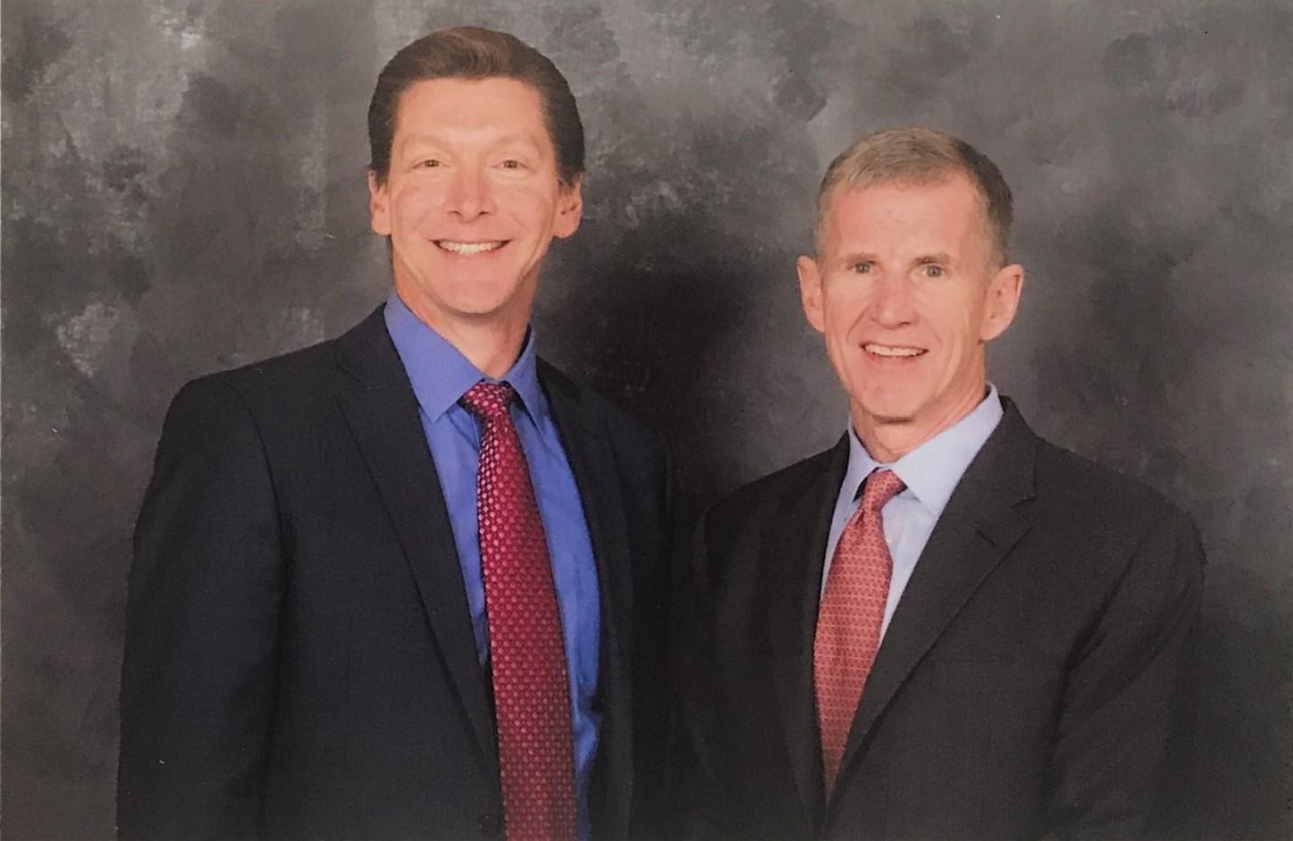 Gen. Stanley McChrystal; March 3, 2017