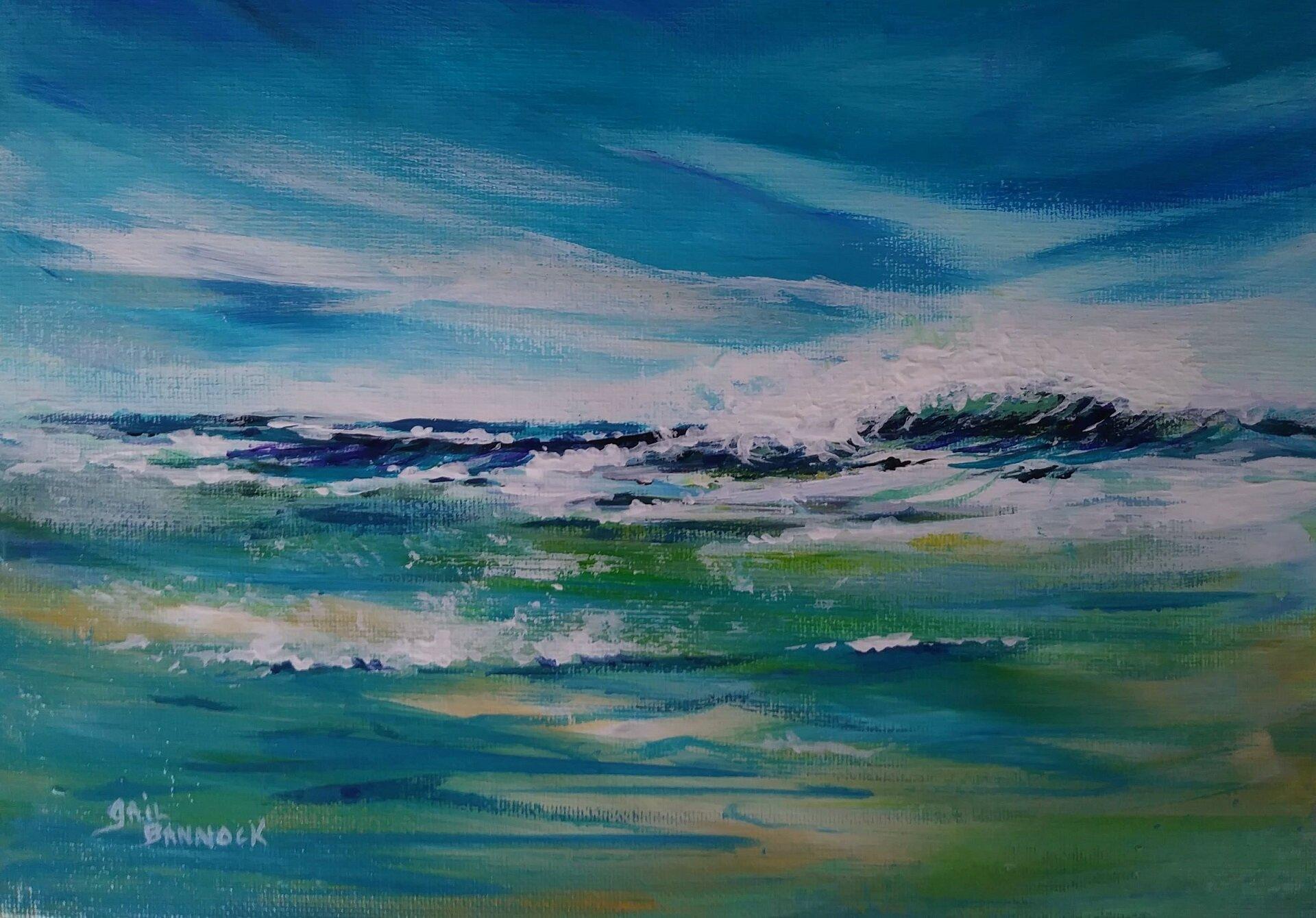 Bannock Gail - Sea of Blues