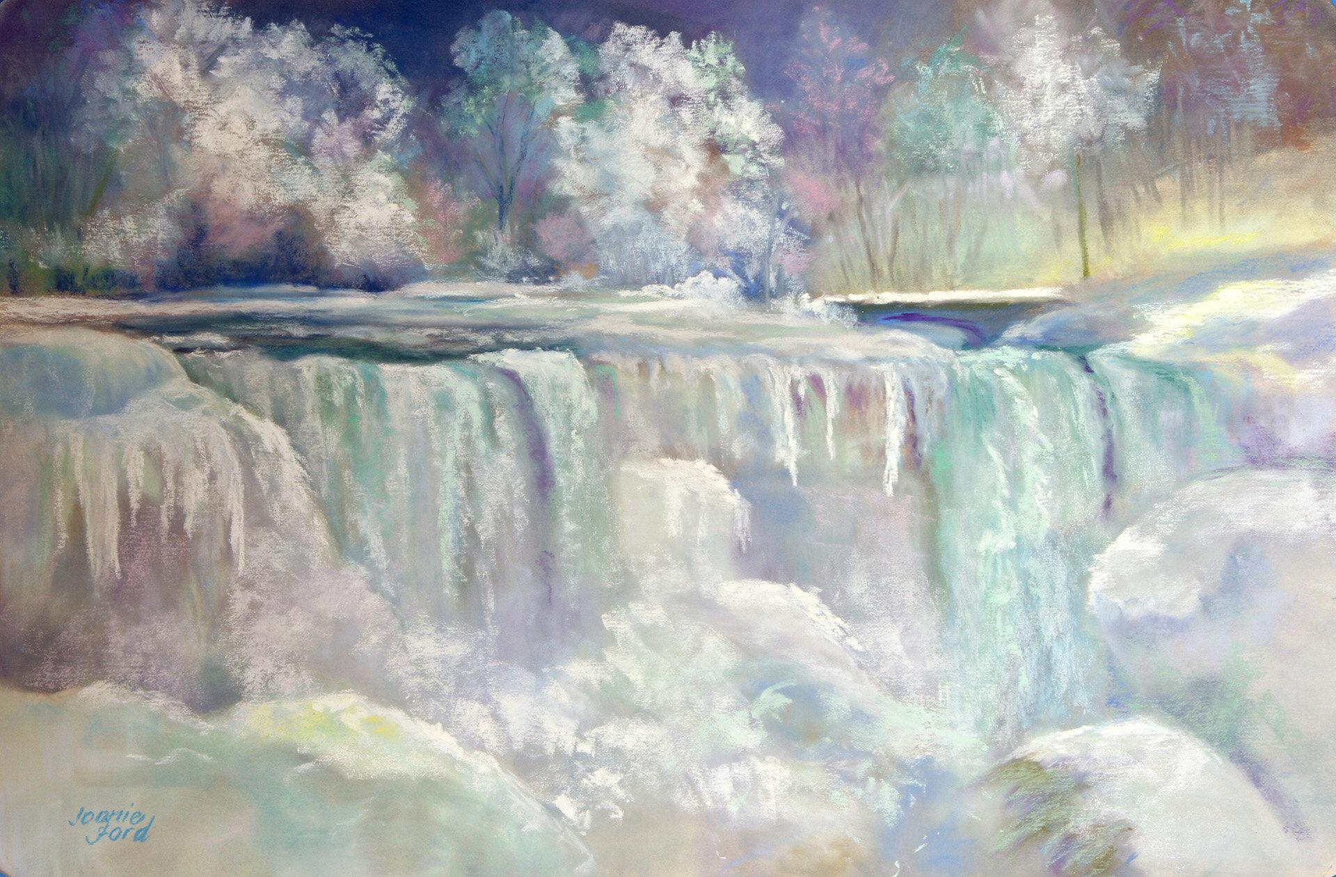 Ford Joanie - Frozen Niagara Falls