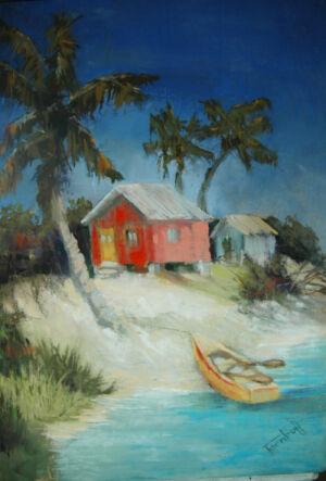 Trumbull Alexander - Caribbean Village