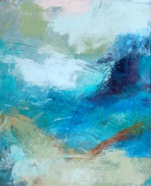 Vener Cindy - Crystal Blue Below 1