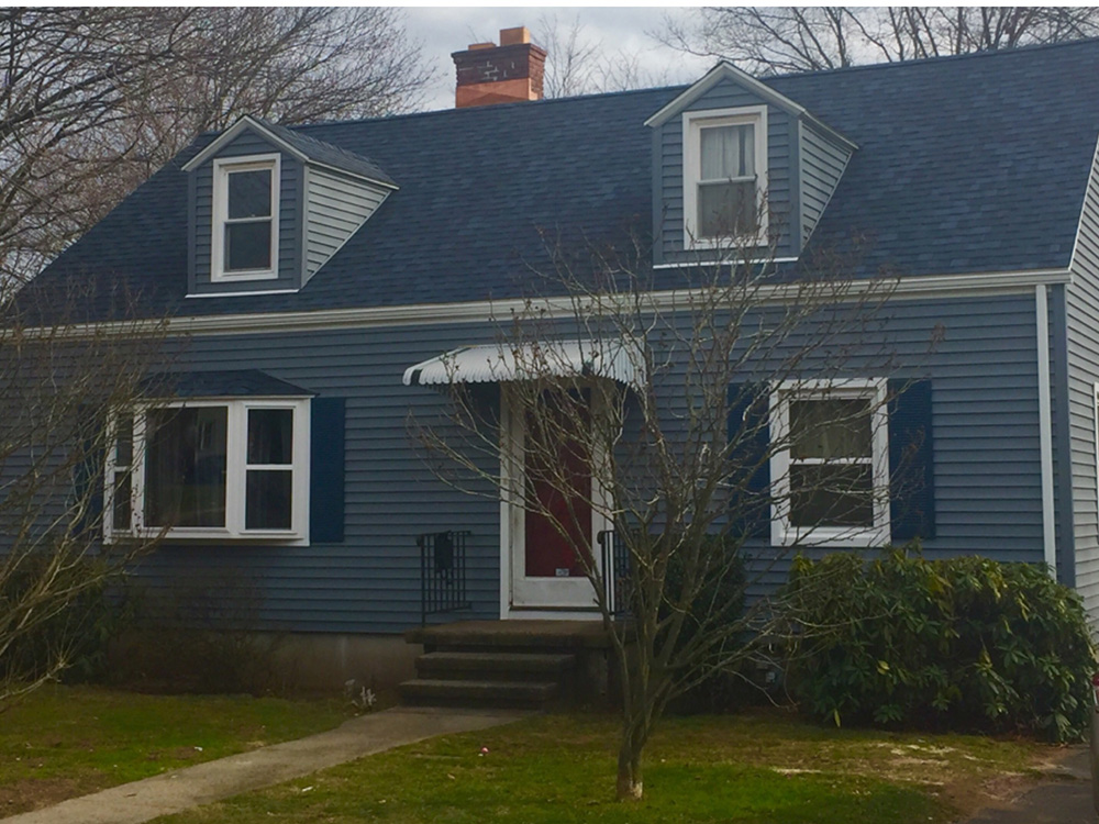 Beautiful Siding and Roofing After Installation 2