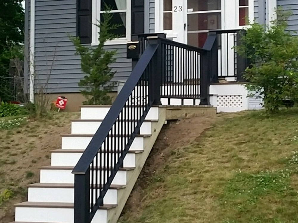 New Stairs Project