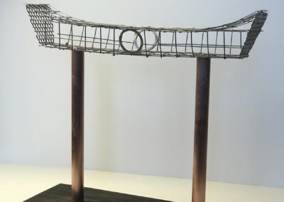 Floating Torii Gate Maquette
