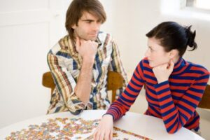 Do all healthy couples fight?