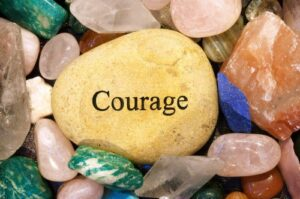 Courage to Face Our Fears