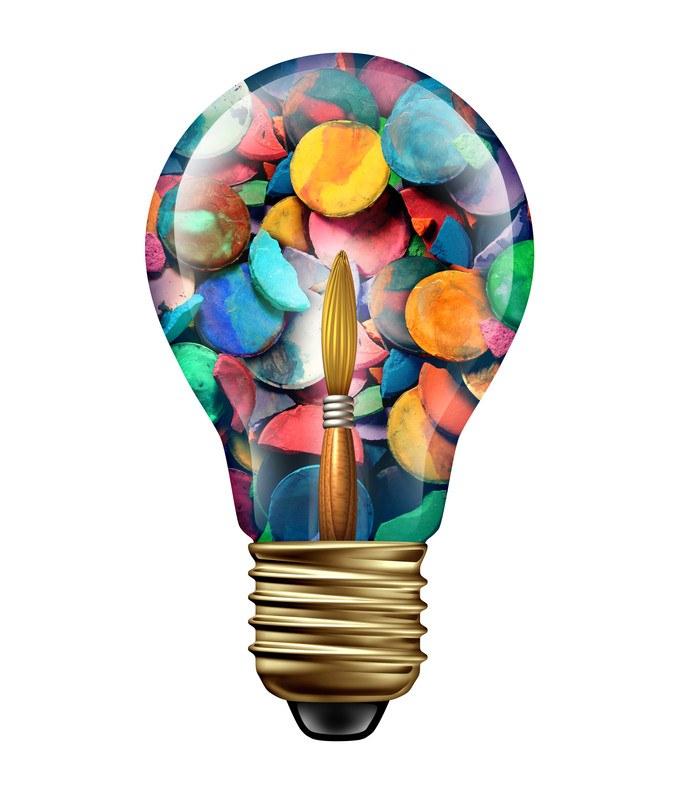 art bulb