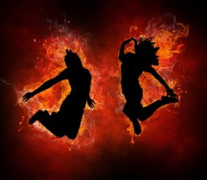 Feel the Fire: Embracing Conflict