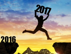 Out With the Old, In With the New! Self-Care Resolutions for 2017