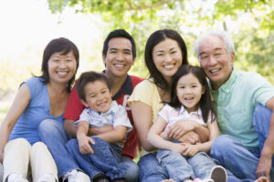In Tough Times, What Sets Healthy Families Apart?