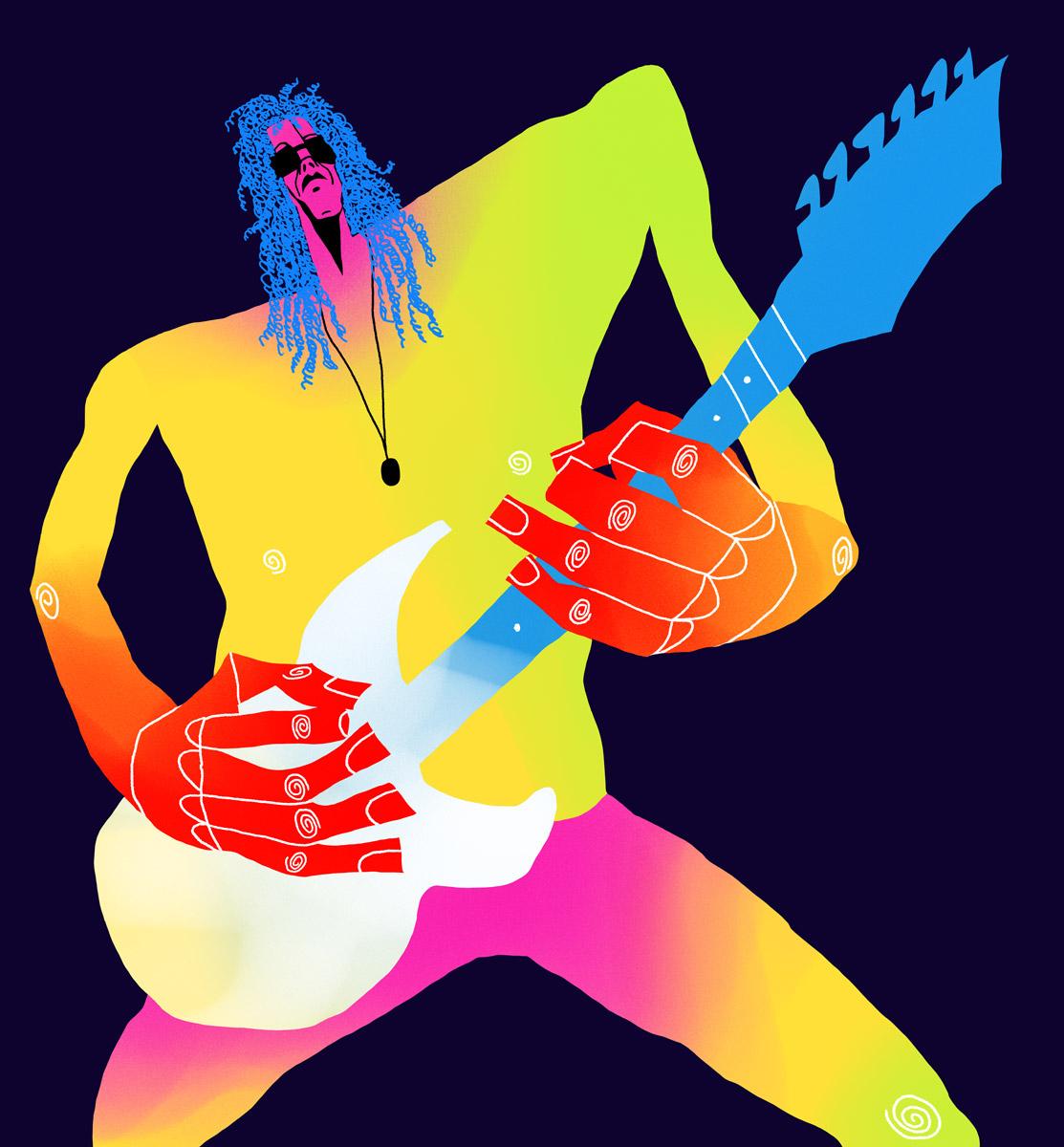 Electrified by Rock