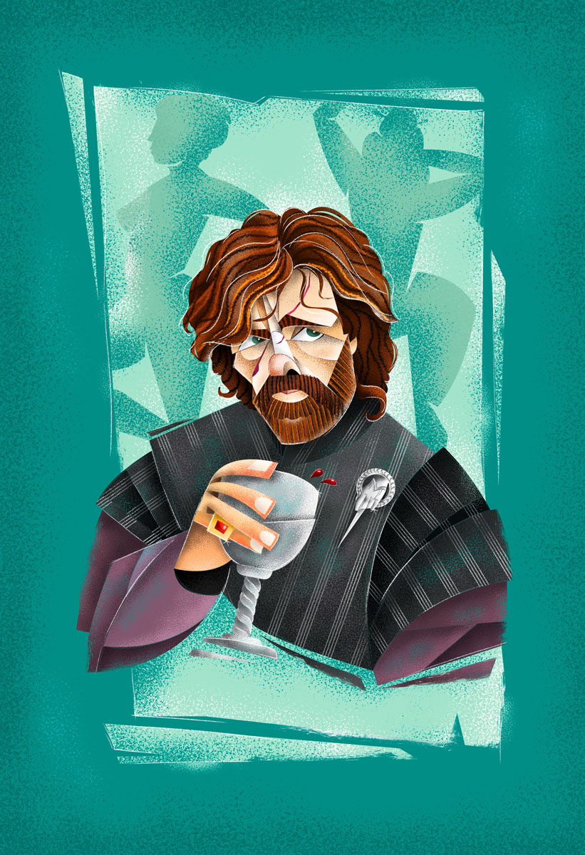 Tyrion Lannister: G.O.T.