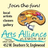 Sea Life Artist Jeremy Reed is at the Art Alliance