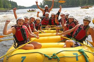 Best Rafting in Ontario with River Run