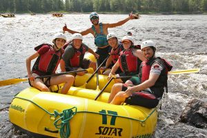 Best Rafting on the Ottawa River River Run Rafting