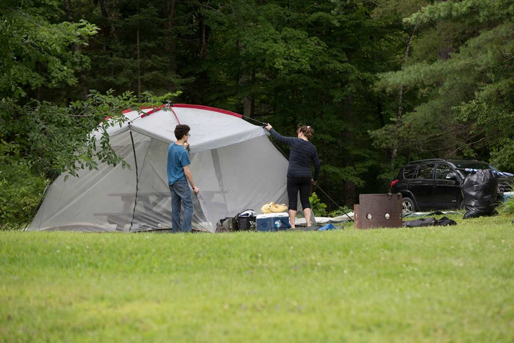 Main Campground at River Run Resort
