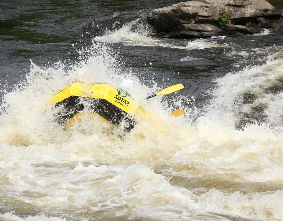 Sport Rafting Ottawa River River Run Rafting