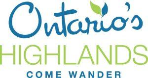 Ontario highlands tourism logo
