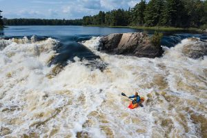 Advanced River Running Skills Learning with Ottawa Kayak SChool